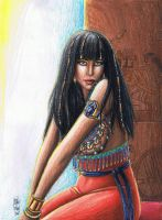 Contest Prize - Cleopatra by MyWorld1