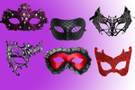 Sexy Masks by Parvati1980