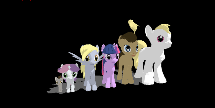 MLP MMD Scale by Valforwing