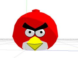anger  bird by K-i-t-t-y-K-a-T