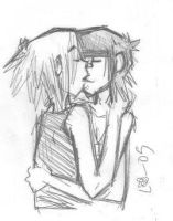 Love Love Love by Murdoc-X-2D