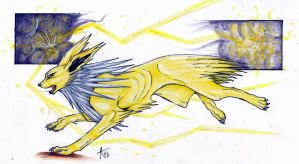 .:Jolteon:. by ARVEN92