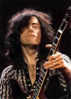 Jimmy Page by sabbathsoul