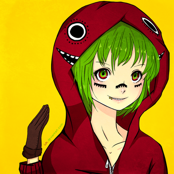 Matryoshka Gumi by ixh