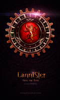Game of Thrones Lannister by jjfwh
