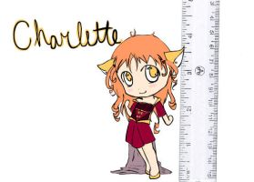 Charlette-Chobits Oc by Frosted-Kitty