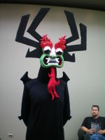 Challenge the almighty Aku by SolarisYuna