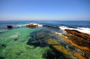 California Waters by LDFranklin
