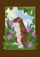 Leo the Lop by The-Cat-Speaks