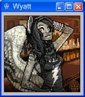 Wyatt by HotahMai