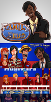 One Piece Family Feud by CodeNameZimbabwe