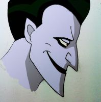 Joker in 10 min by RiaSal