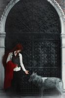 Grell Sutcliff_ The Wolf by Crimson-Shad