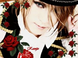 Kamijo 5 by LaurA-RacheL