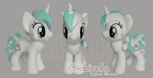 Ghostscoop Oc Custom Plush by Chibi-pets