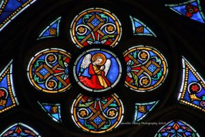 Notre Dame's Stained Glass 3 by MorrighanGW