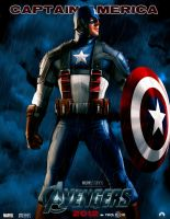 Avengers: Captain america by agustin09