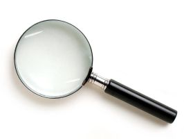 Magnifying Glass by hillllallll