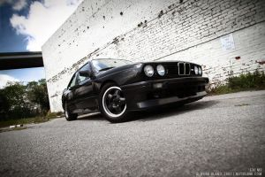 e30 M3 by notbland