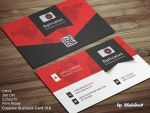 Creative Business Card 18 by khaledzz9
