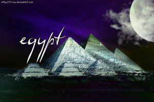 Pyramids Of Egypt by t-fUs