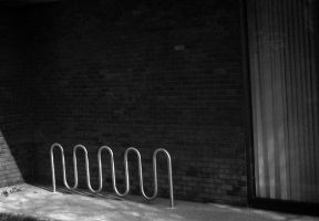 01 Bicycle Rack by StaticFactory