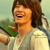 smile forever Dong hae by SujuSaranghae