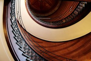 stairs by martalucas