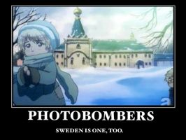 Photobombers Hetalia Motivational by flyingmintscones