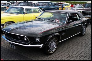 1969 Ford Mustang Grande by compaan-art