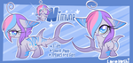Nimue Reference by Glitter-Bell