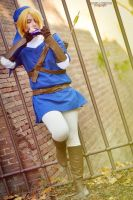 Link from The Legend of Zelda by Sugar360