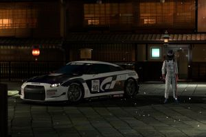 Nissan GT-R R35 Touring Car by lubeify200