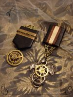 Steampunk Orders by Vadien