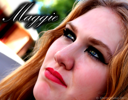 Maggie ID by Chrisily