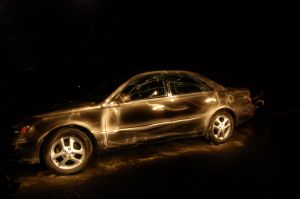 Lexus ES300 Light Experiment 2 by Vlue