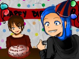 Birthday Gift by Maan11j