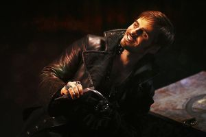 Captain Hook / Killian Jones by Venerka