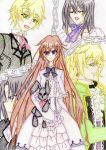 Pandora Hearts - Alice's chains by XxOzxAlicexX