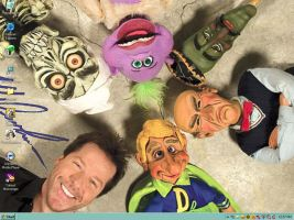 Jeff Dunham Spark of Insanity by LoveTheDarkerOnes