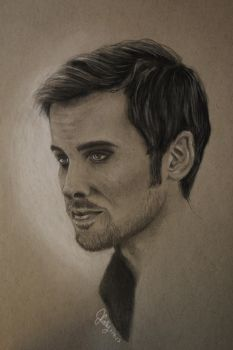 Sketch Challenge-Colin O'Donoghue by J-Cody