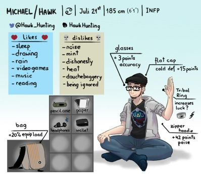 MeetTheArtist17 by HawkHunting