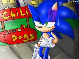 Too many chili dogs... by SonicStarz1