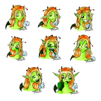 Superkip expressions by Super-kip