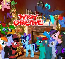 Bronychristmas by StarDust2755