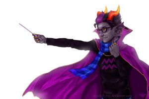 The Wwater Wwizard by mgcdollybay