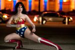 Wonder Woman 1 by cosplayshots