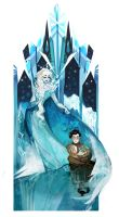 The Ice Palace by sofish