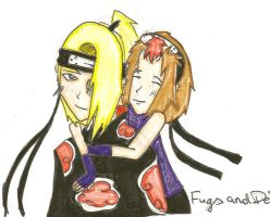 Fugs and Dei xD by iPipster
