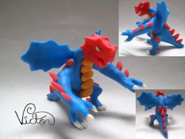 621 Druddigon by VictorCustomizer